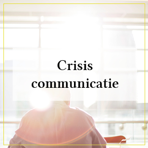 Crisis-communicatie