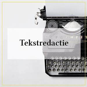 Tekstredactie